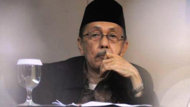 KH Ahmad Bagdja Wafat