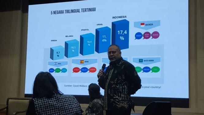 Bahasa Indonesia Berpotensi Jadi Bahasa Pengantar Internasional