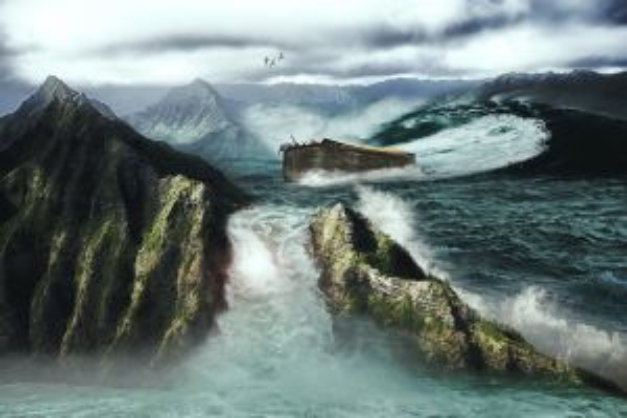 Nabi Nuh dan Banjir Besar di Bulan Rajab