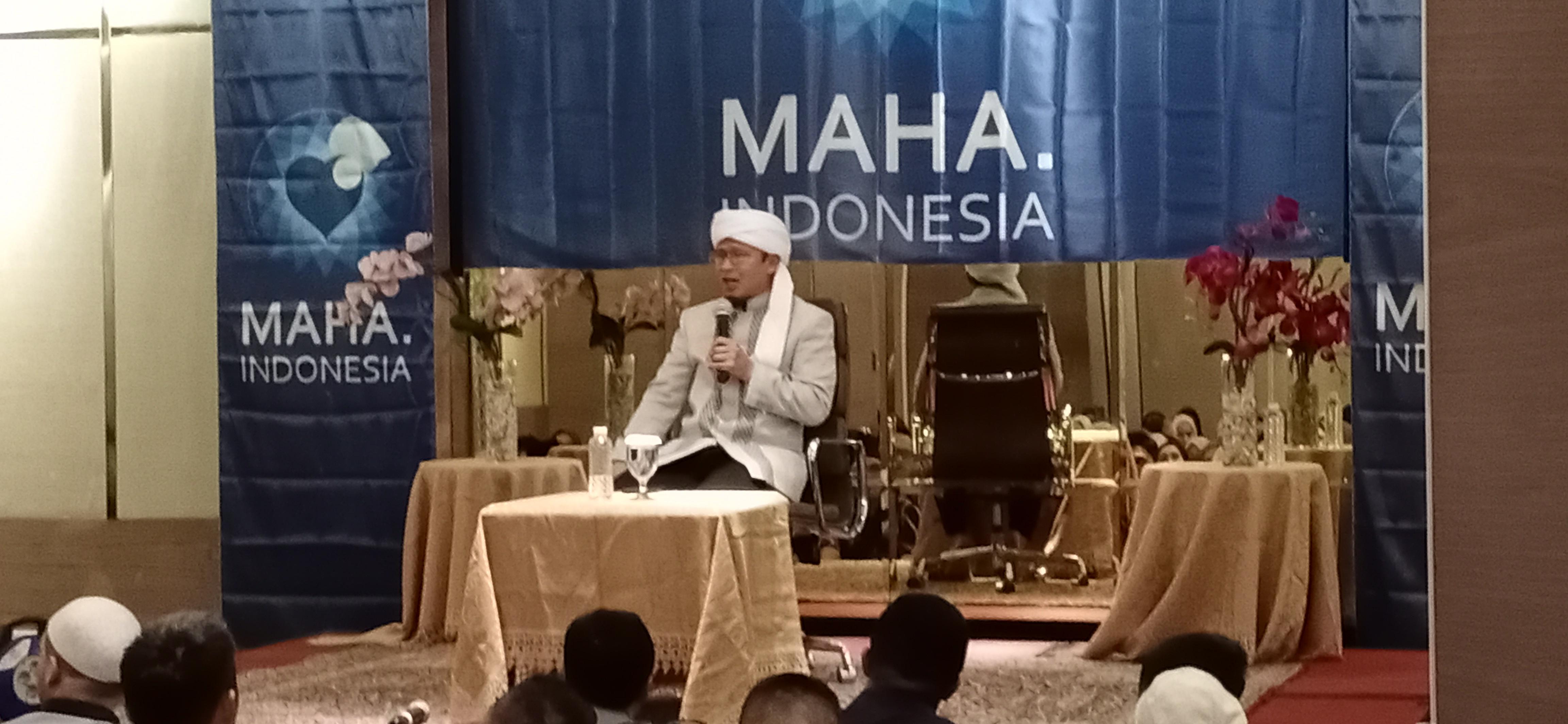 Maha.Indonesia Gelar Kajian Islam Dwi Bulanan