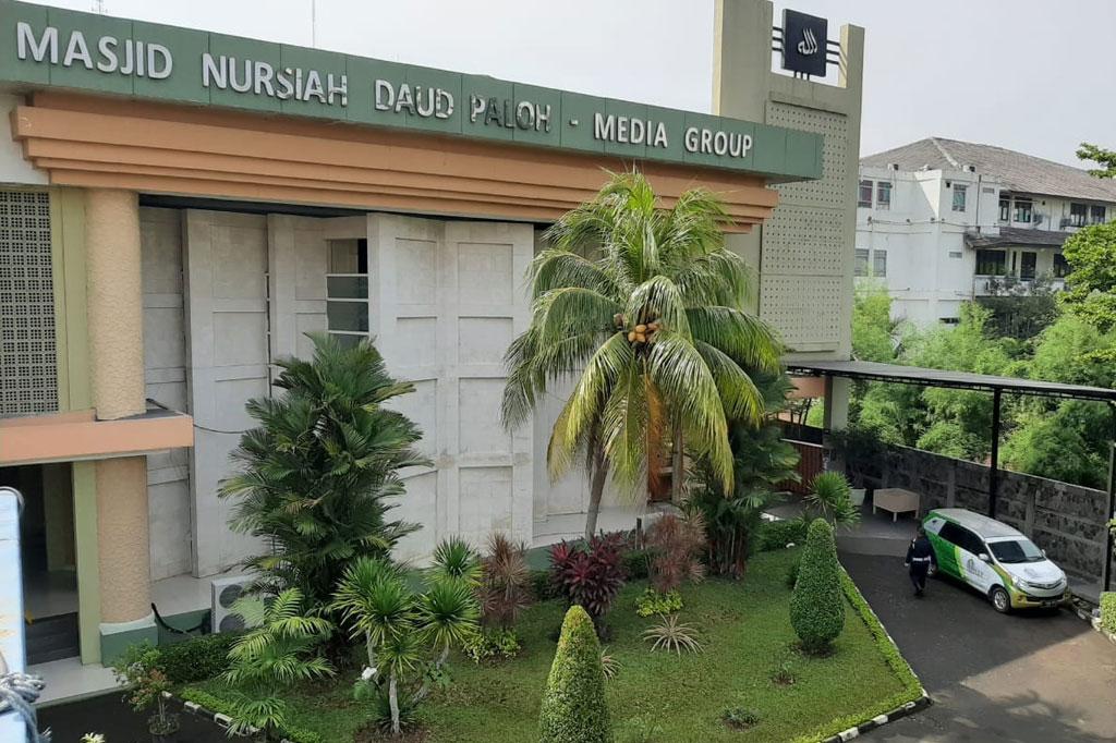 Antisipasi Covid-19, Masjid Nursiah Daud Paloh Tutup 2 Pekan