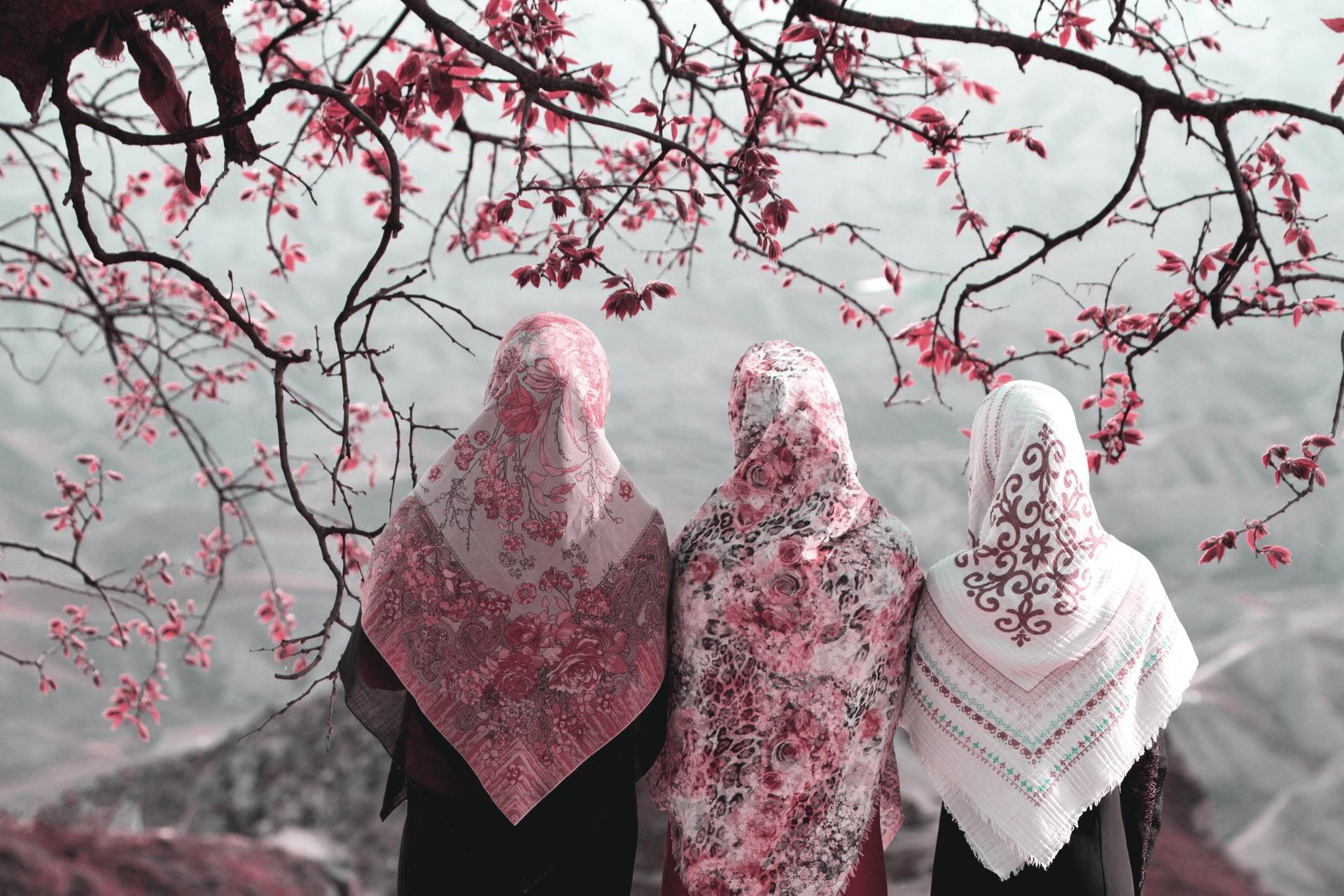 Kualitas Hijab Ditentukan Jenis Kain dan Cara Perawatannya