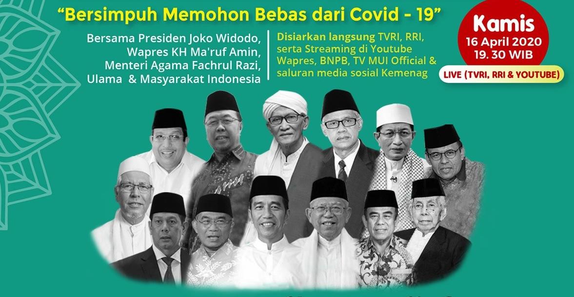 Yuk! Ikuti Tarhib Ramadan dan Indonesia Berzikir Bersama Kemenag Malam Ini
