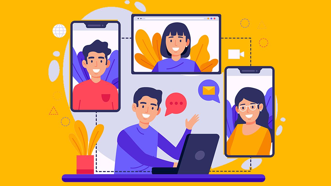 Mudik Dilarang, Ini Kiat Konferensi Video bareng Keluarga Jadi Lebih Berkesan