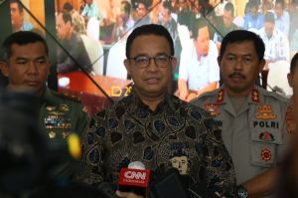 Usai Lebaran, Gubernur DKI akan Batasi Orang yang Masuk ke Jakarta