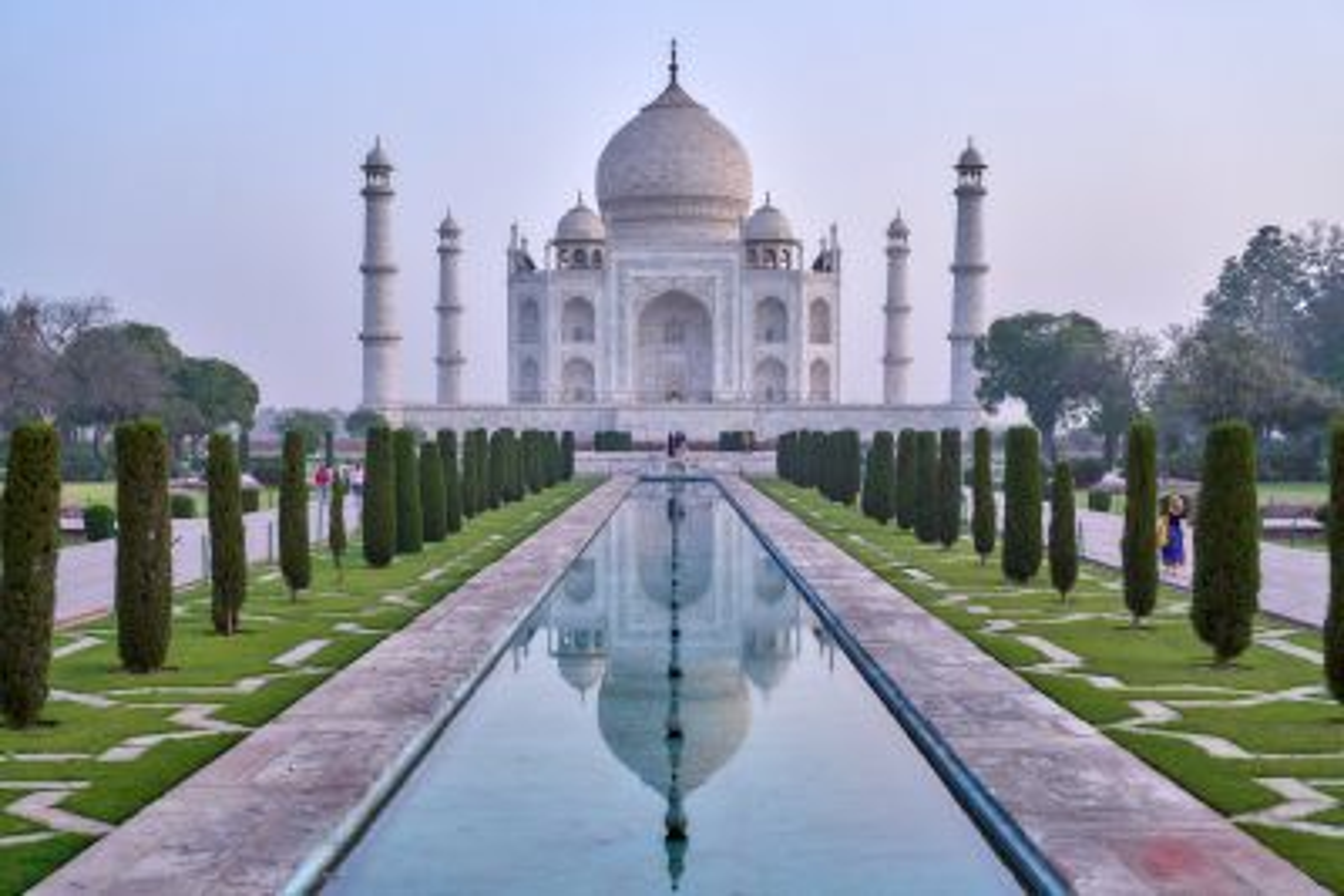 9 Mei 1653: Taj Mahal Selesai Dibangun
