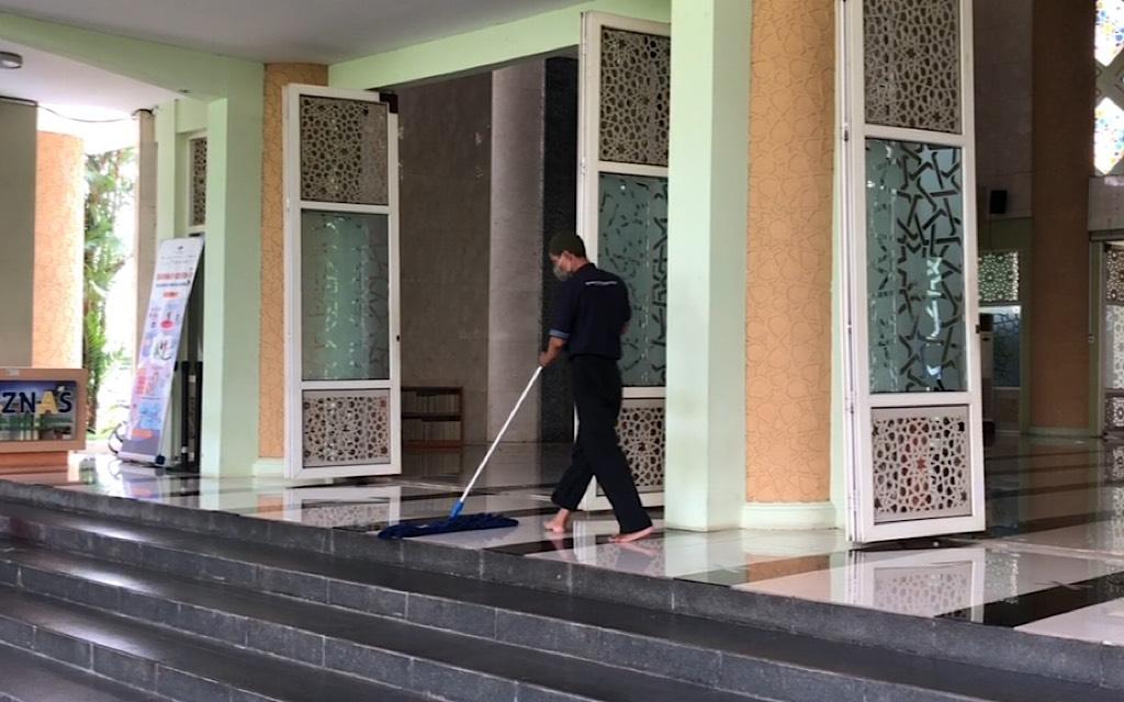 Ditutup Sejak 10 April, Masjid Nursiah Daud Paloh Dibuka Kembali Hari Ini