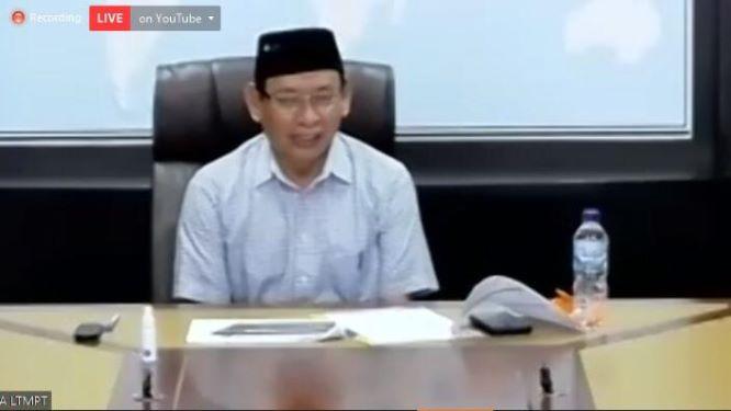 Ketua LTMPT Mohammad Nasih. Photo by Medcom.id