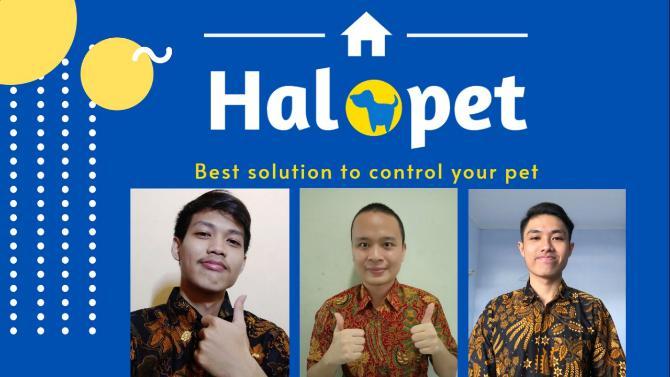 Aplikasi Halopet Karya Mahasiswa UKDW Juara 2 Lomba <i>Business Plan</i>