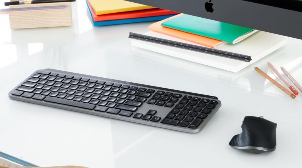 Logitech Rilis Mouse dan Keyboard Nirkabel untuk Perangkat Apple
