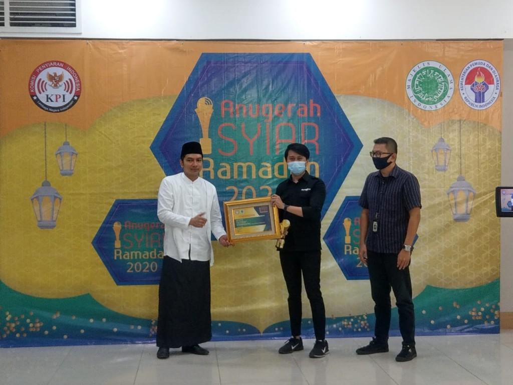 Program Asmaul Husna Menangkan Anugerah Syiar Ramadan 2020