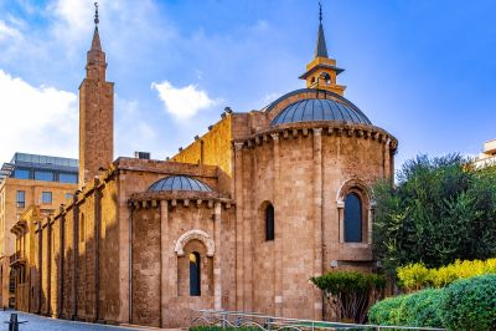 Selain Hagia Sophia, Masjid Bersejarah Ini Juga Pernah Dijadikan Gereja