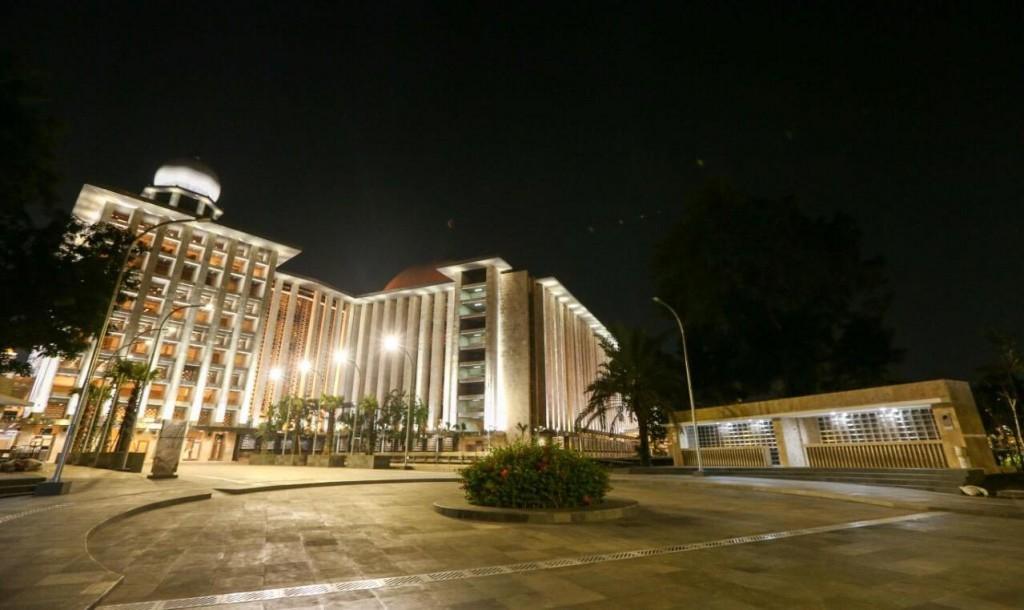 Terowongan Silaturahim Istiqlal dan Katedral Dibangun Akhir Tahun