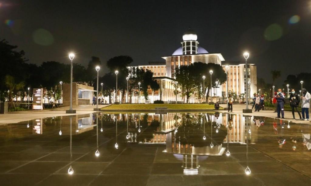 Renovasi Selesai, Masjid Istiqlal Siap Digunakan Saat Iduladha