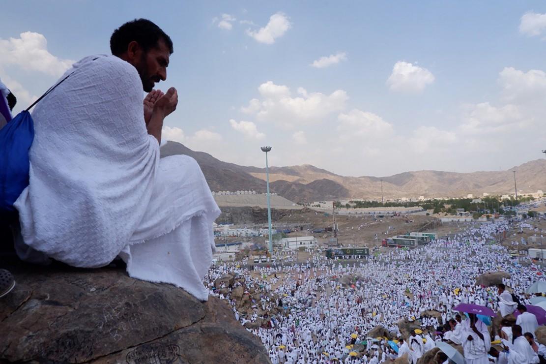 Jangan Lupa! Kita Semua Pernah Disumpah di Arafah