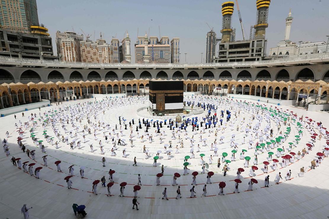 Pemerintah Arab Saudi Tegaskan Tidak Ada Jemaah Haji Terinfeksi Korona