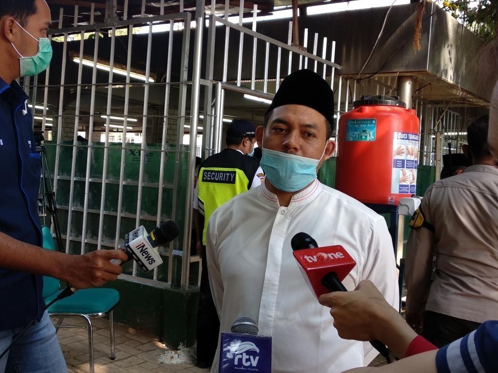 Masjid Istiqlal Bagikan 7.500 Paket Daging Kurban