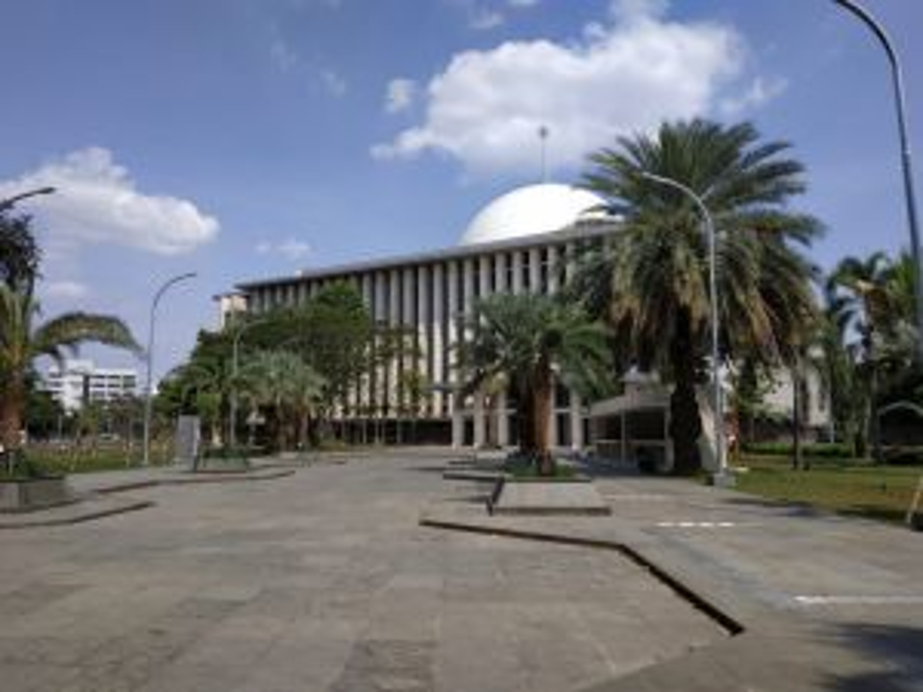Bantu Pelajar, DMI Imbau Masjid Dipasangi WiFi