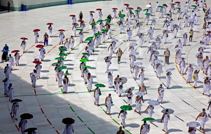 Arab Saudi Tangkap 2.000 Jemaah Haji Ilegal, Tak Ada WNI