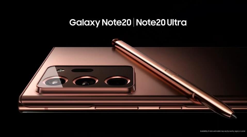 S Pen di Samsung Galaxy Note 20 Hadirkan Pengalaman Menulis di atas Kertas