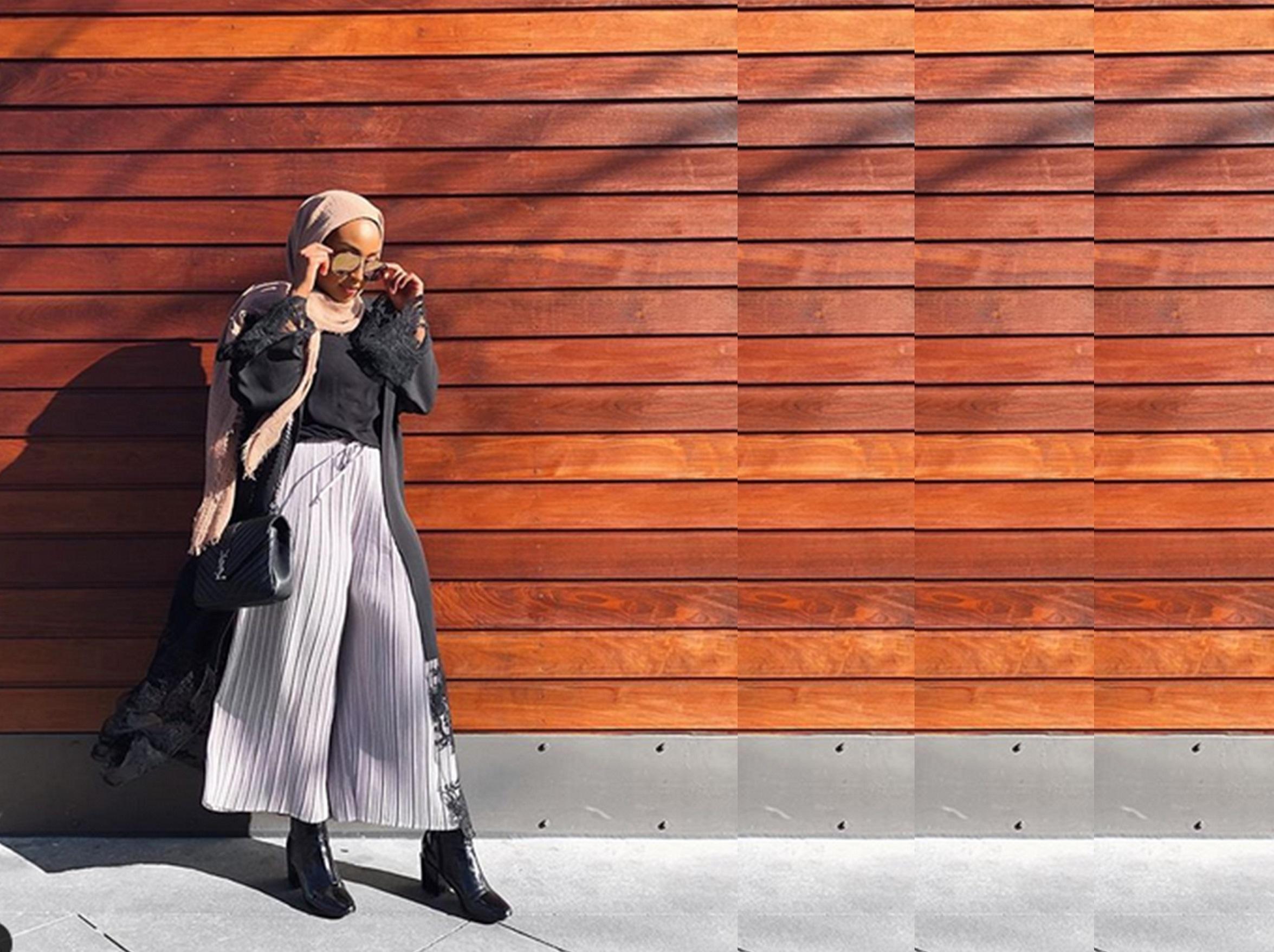 OOTD Inspiratif untuk Perempuan <i>Plus Size </i> dari Aysha Harun