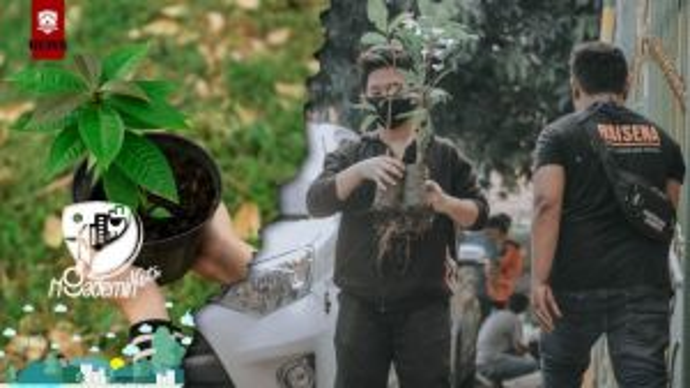 Yuk, Dukung! Bermodal Sepeda Motor, Aktivis Ini akan Keliling Sumatra untuk Kampanyekan Pencegahan Pemanasan Suhu Kota
