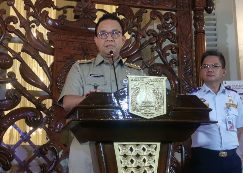 Gubernur DKI Pasang Wifi Gratis untuk Pelajar dan Pekerja
