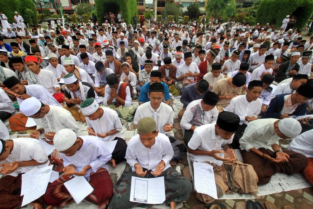 Kemenag Berikan Bantuan Bertahap untuk 21 Ribu Pesantren