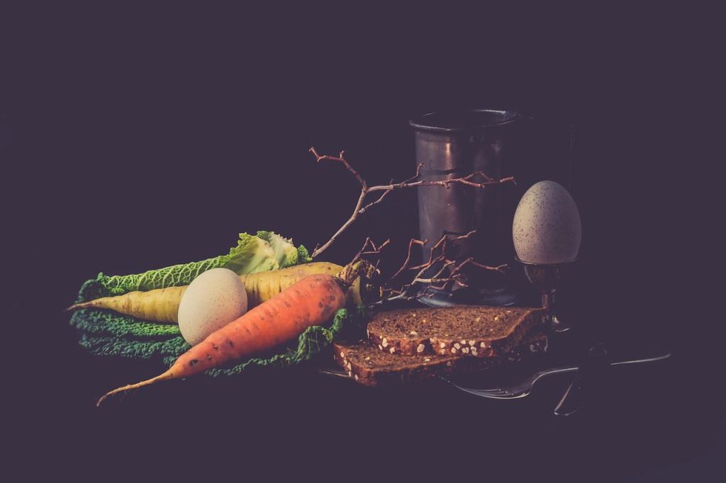 4 Makanan Terbaik untuk Kesehatan Mata
