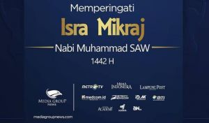 10 Ucapan Peringatan Isra Mi'raj yang Cocok Jadi Status/Caption di Media Sosialmu