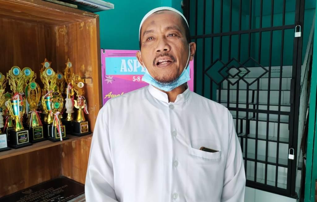 Sandiman Nur Hadi Widodo, Mantan perampok yang kini bertobat dan mendirikan Pondok Pesantren di Kulon Progo (Ahmad Mustaqim/Medcom)
