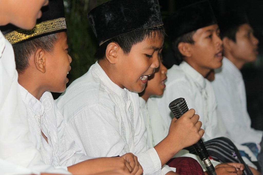 7 Langkah Mudah Mengajarkan Anak-anak Baca Al-Quran