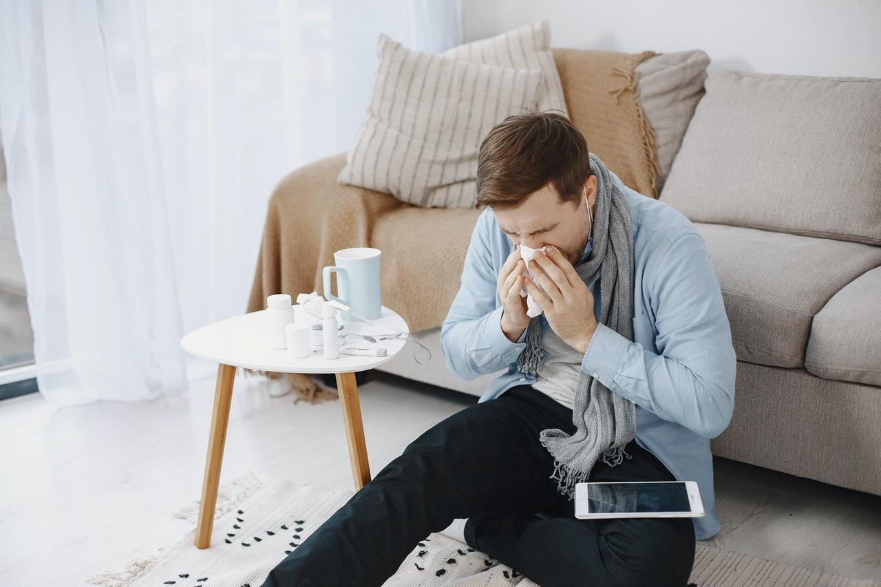5 Cara Ampuh Meredakan Hidung Tersumbat